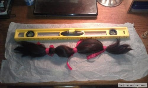 Beautifully Thick Virgin Asian Hair For Sale