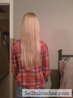 "13"" sandy blonde hair for sale"