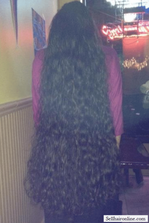 Sell My Gorgeous Virgin Brown Healthy Hair