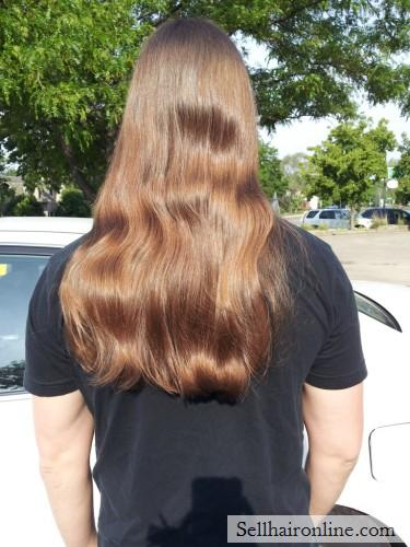 Virgin Walnut Hair For Sale