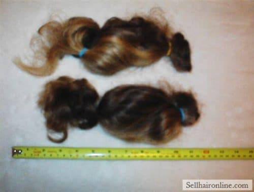 Golden Brown Locks For Sale