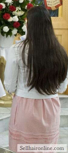 Gorgeous Virgin Sable Hair for Sale