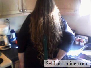 sell my long hair