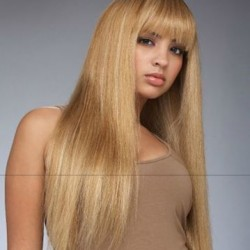 """16\"""" Human Hair (3 sets), blonde, soft, Package not opened"""