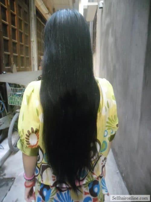 Sell My Asian Black Hair