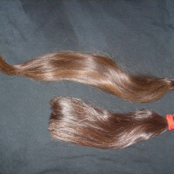 Sell Gorgeous Brown Hair With Red Highlights