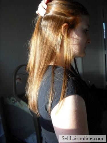 Auburn Hair For Sale