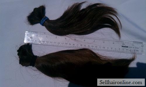 Ponytails For Sale,THICK and THIN-Medium to Light Brown Hair