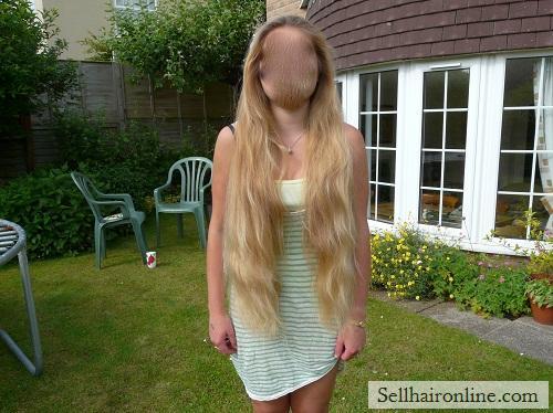 very very long hair