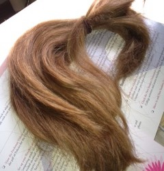 Beautiful Brown Hair For Sale