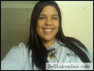 long beautiful natural hair for sale
