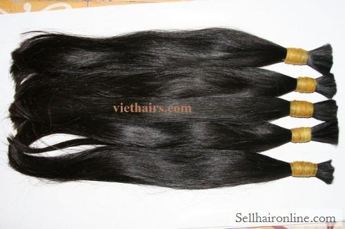 Sell Human Hair, Double drawn hair for sale, Virgin hair (300 grams)