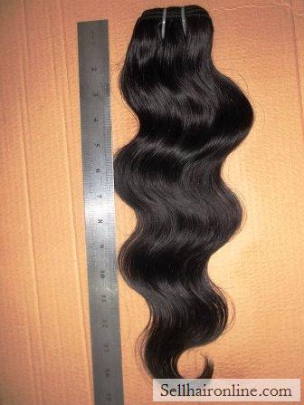Body Wave 1B Virgin Brazilian Hair For Sale