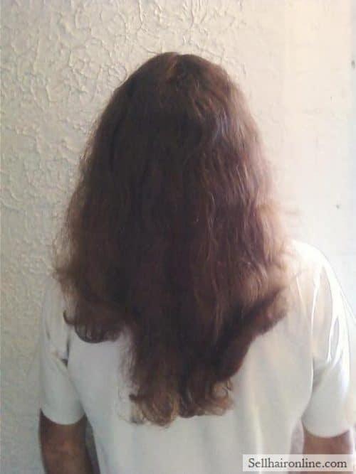 Healthy, virgin hair for sale
