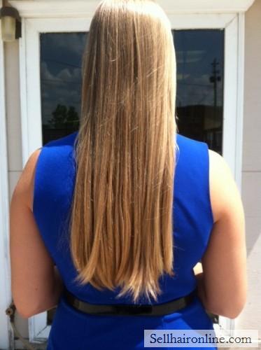 Sell My Blonde Virgin Hair