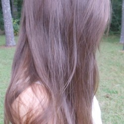 cut off my long hair