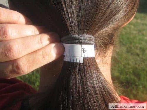"""17\"""" Dark Brown Virgin Hair To Sell"""