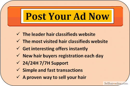 Sell Your Hair Now