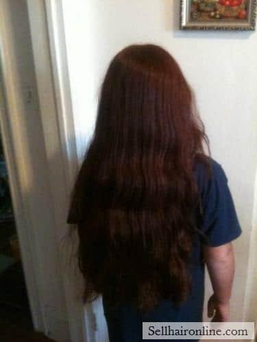 Selling Virgin Ravishing RED Hair