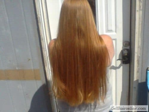 long hair for sell