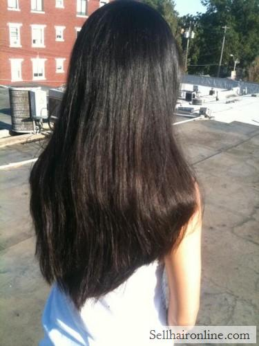 Selling My Beautiful Shiny Indian Hair