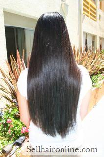 Black Virgin Asian Hair