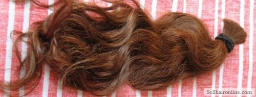 where to sell human hair for money