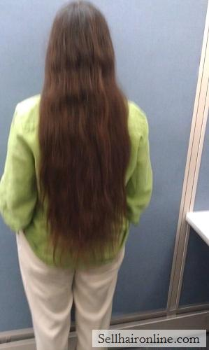 LONG HAIR DONATION