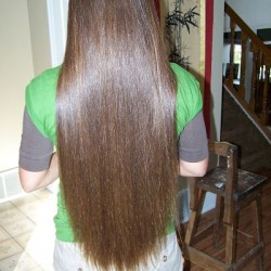 Selling My Gorgeous Thick Virgin Brunette Hair