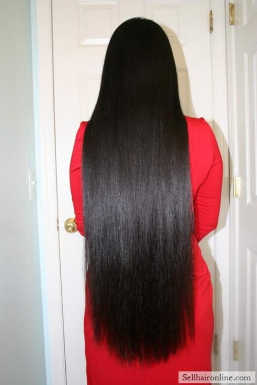 Real Hair 30 Inches Long For Sale