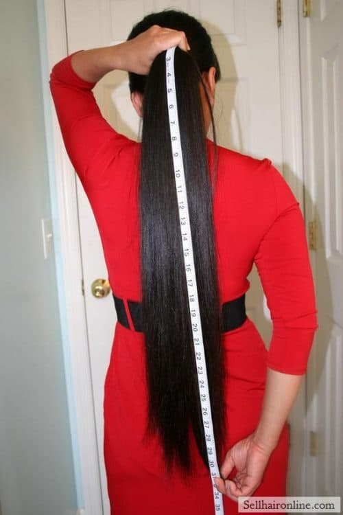 Real Hair Long For Sale