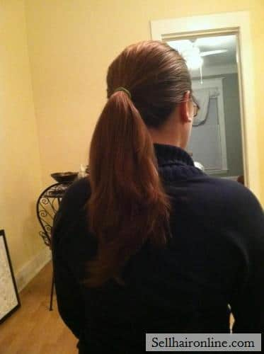 cut off my long hair for sale