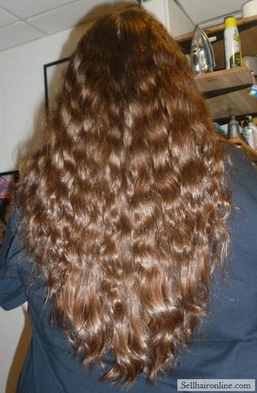 after braids