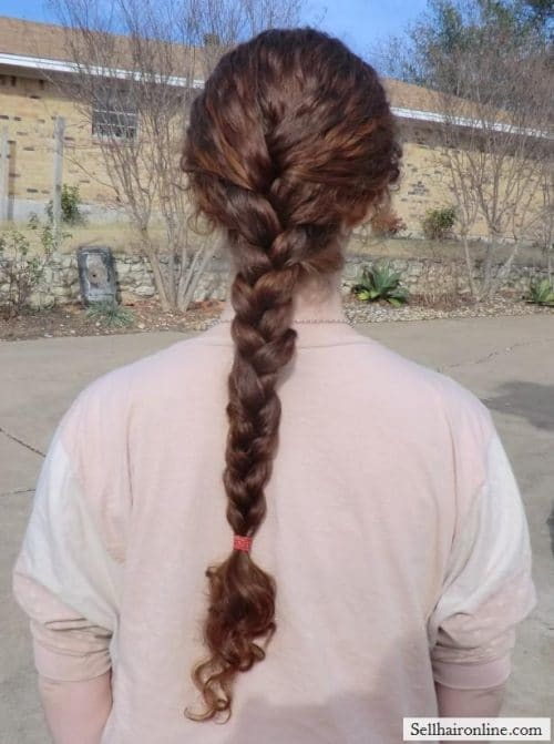 Braid - see consistent thickness along length