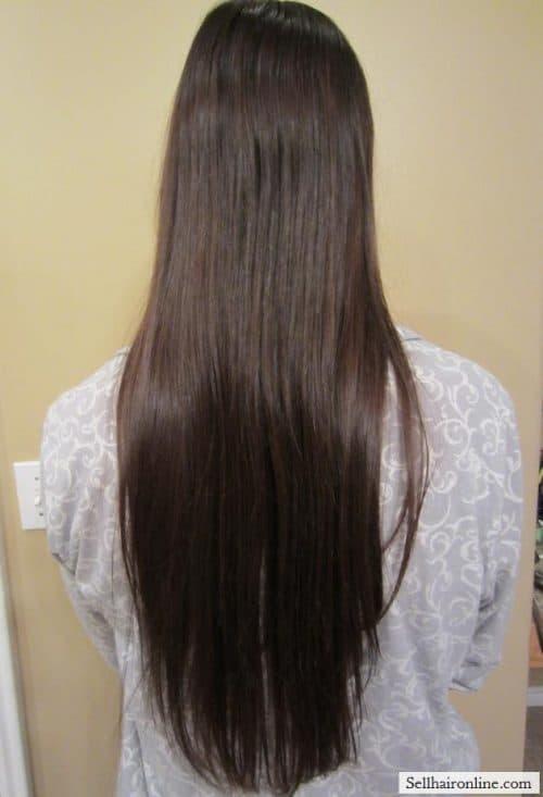 European virgin hair