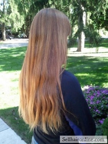 cut off my ponytails