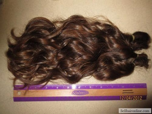 sell human hair online for money