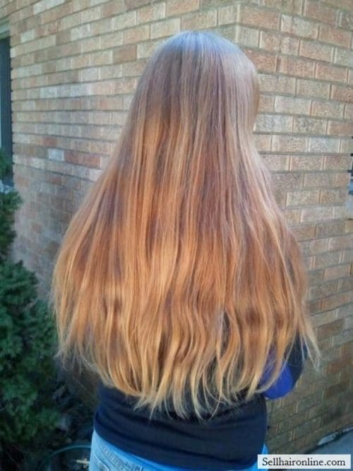 selling my hair for cash online