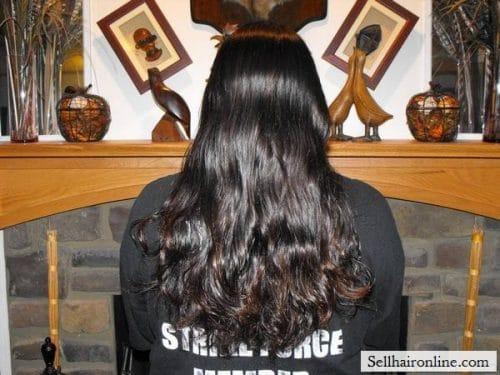 selling my hair online