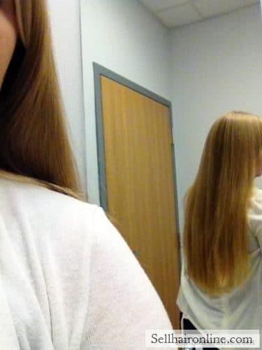 selling hair online