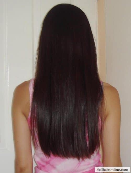 selling long hair for money