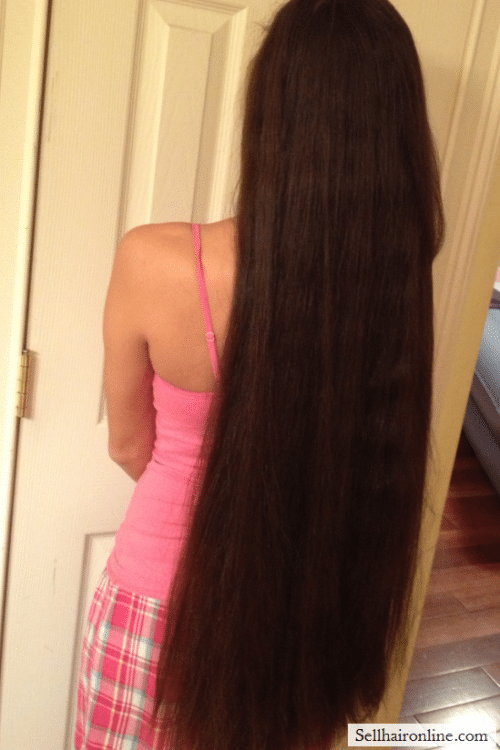 Healthy Brunette hair for sale