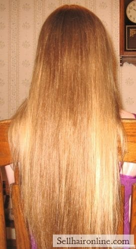 sell my hair for $350.