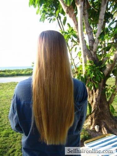 cut off my hair