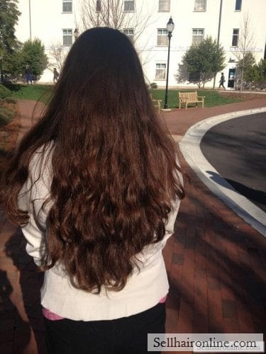 extremely long hair for sale