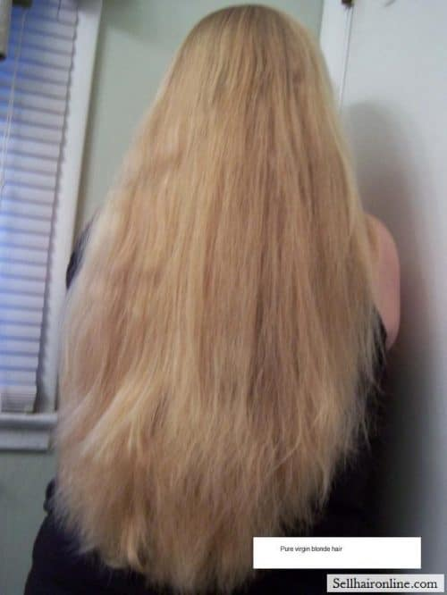 extremely long virgin hair for sale