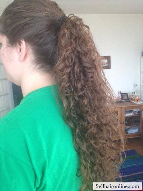 virgin long hair