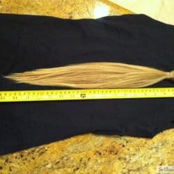 blond soft hair for sale
