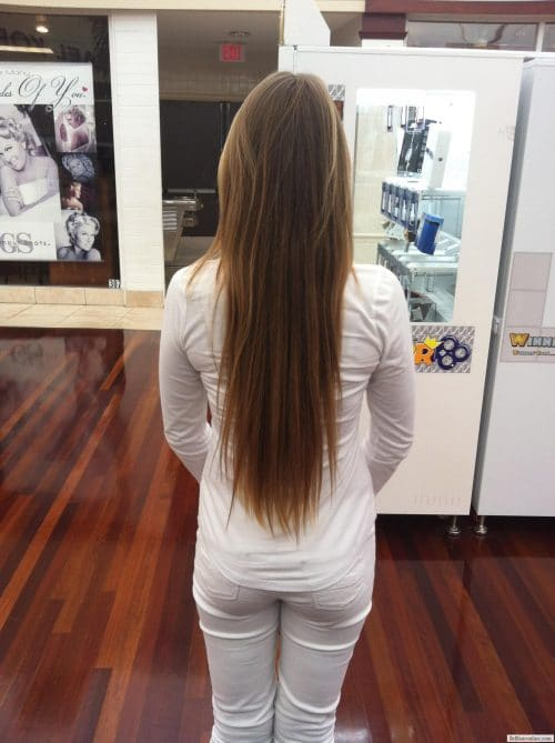 blond soft hair for sale2