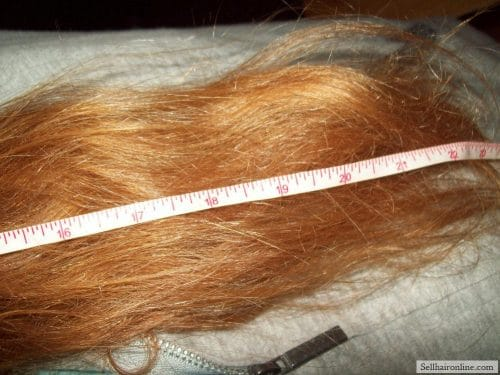 Strawberry Blonde Hair For Sale